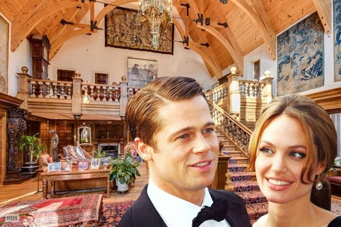 For $55M, own the 47-acre Long Island waterfront estate once home to Angelina Jolie and Brad Pitt