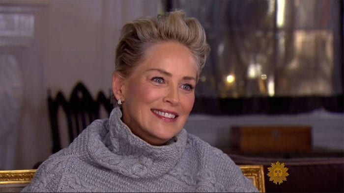 Sharon Stone Experienced Sexual Harassment