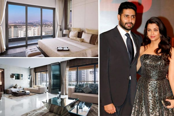 Aishwarya And Abhishek Bachchan Buy A New Home In New York; Check Their Dubai Home's Pics
