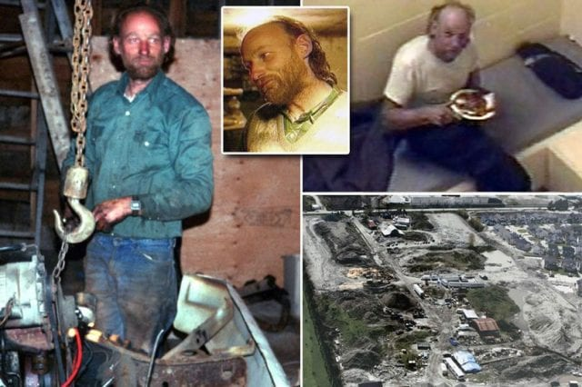 Serial killer ground prostitutes into mince and sold them to the police who were hunting him