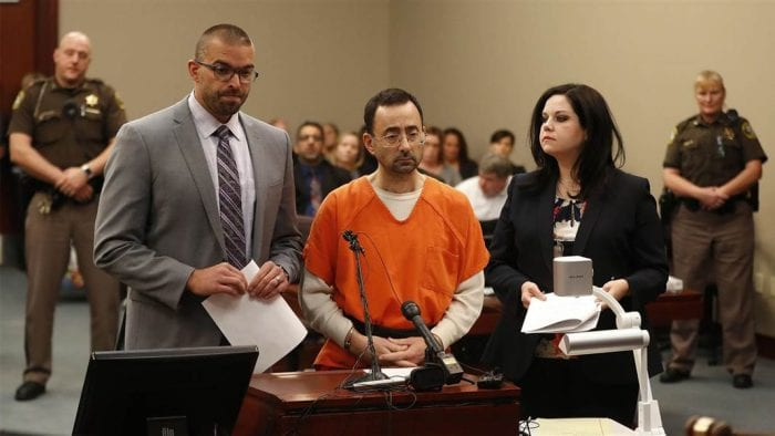 Larry Nassar Victims Speak Out Ahead Of Sentencing