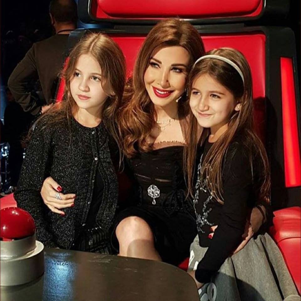 nancy daughter the voice