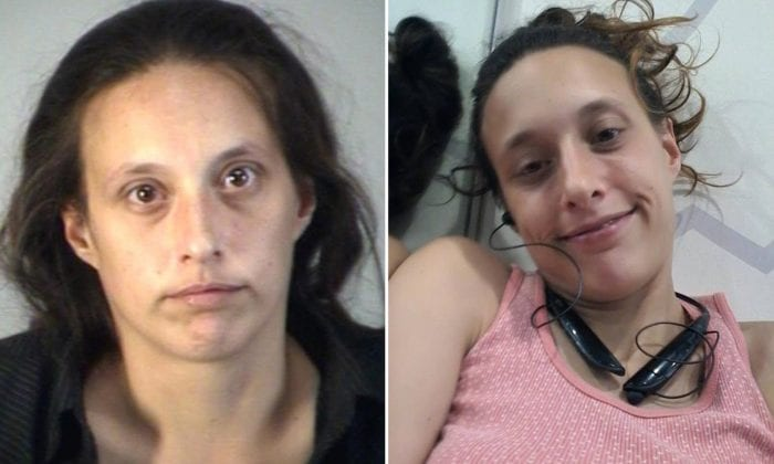 Woman, 33, arrested for having sexual relationship with brother  