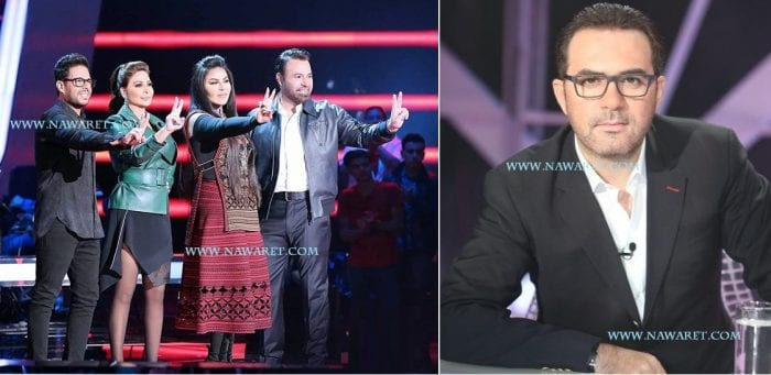 the voice wael jassar