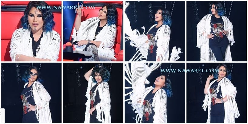 ahlam new lookk
