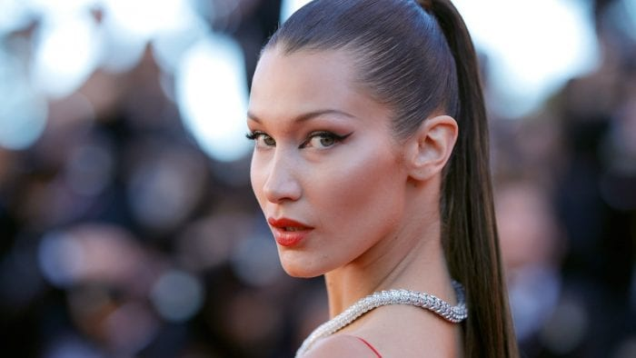 Bella Hadid Shuts Down Instagram Troll Who Accused Her of Getting Plastic Surgery