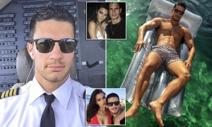 """Pics shows: Isai Ortiz;nnThis is the handsome pilot who has caused a stir on social media with his sensual snaps and friendships with stars such as Kendall Jenner and Cristiano Ronaldo¿s ex-WAG Irina Shayk.nnIsai Ortiz is a pilot from the town of Naguabo in Puerto Rico who has gained over 174,000 followers on social media thanks to his toned physique and devilish good looks.nnThe pilot has posted photos with his famous friends, including models Kendall Jenner and Irina Shayk.nnOrtiz is a Christian, and his bio on social media states """"I can do ALL things through #Christ who strengthens me!""""nnHe often wows followers with topless photos that show off his defined abs.nnNetizen ¿jasie9¿ wrote on a recent photo: """"So sexy.""""nnWhilst user ¿joparkinson33¿ commented: """"Wow you're gorgeous and super hotttt.""""nnOn the photo with Russian model and Cristiano Ronaldo¿s ex-WAG Irina Shayk, Ortiz commented: """"Irina; very few ppl of her status, that I have met, are as incredibly humble, friendly, always happy, not to forget stunning, and putting a smile on the people around her like she is/does.nn""""If only others were like her.""""nnThe hunky pilot also posted a photo with superstar model Kendall Jenner, simply captioning the snap: """"She is stunning."""""""