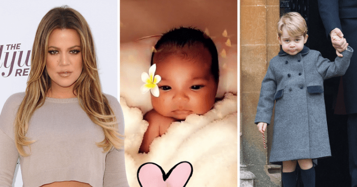 Khloe Kardashian 'wants True to marry Prince George' after watching royal wedding