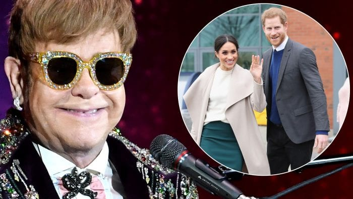 Have Prince Harry and Meghan Markle snubbed Elton John from royal wedding invite list?