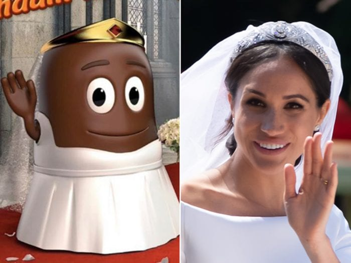 German sweet company apologises for 'racist' Meghan Markle picture