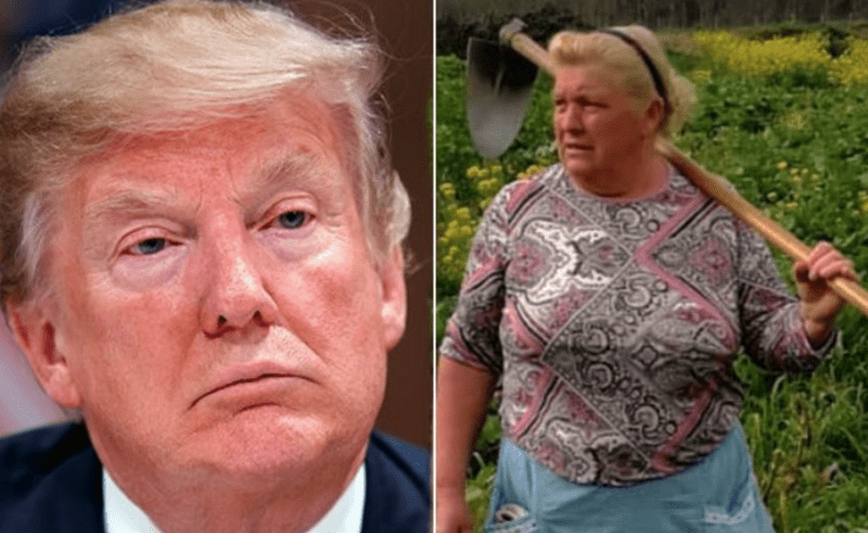 Spanish woman finds social media fame as a Donald Trump lookalike