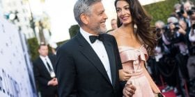 George and Amal Clooney Just Donated $100,000 to Help Immigrant Children