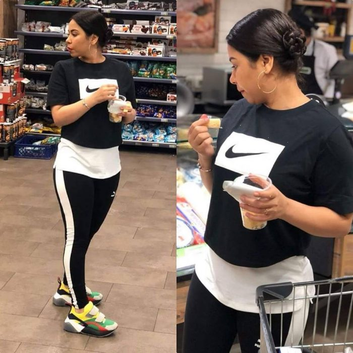 sherine shopping
