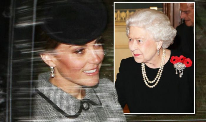 Kate Middleton Borrowed Queen Elizabeth II's Earrings in Scotland