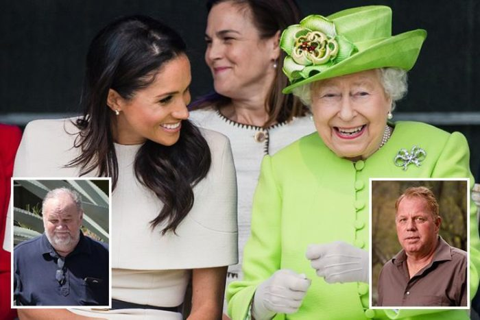 Meghan Markle's brother pleads with the Queen to help heal rift with Thomas Markle Sr amid fears his sister is 'turning into a zombie'