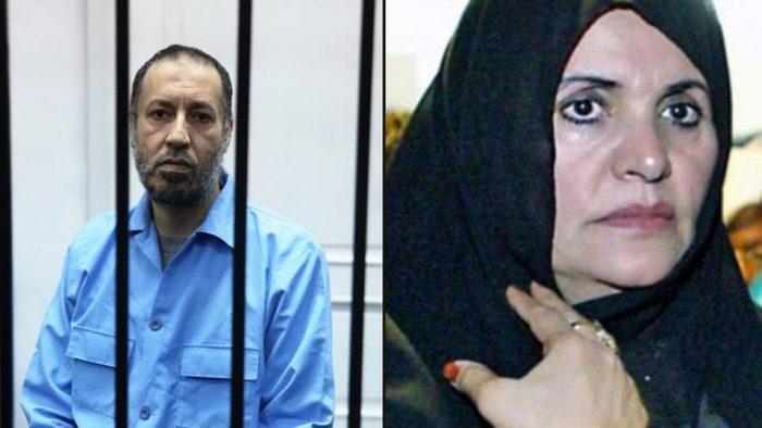 شكوى أممية من أرملة القذافي لإطلاق سراح نجلها الساعدي بعد رفضهم الإفراج عنه