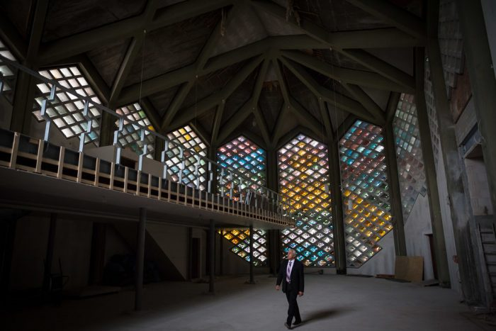 "German Church Becomes Mosque: ""The New Normal"""