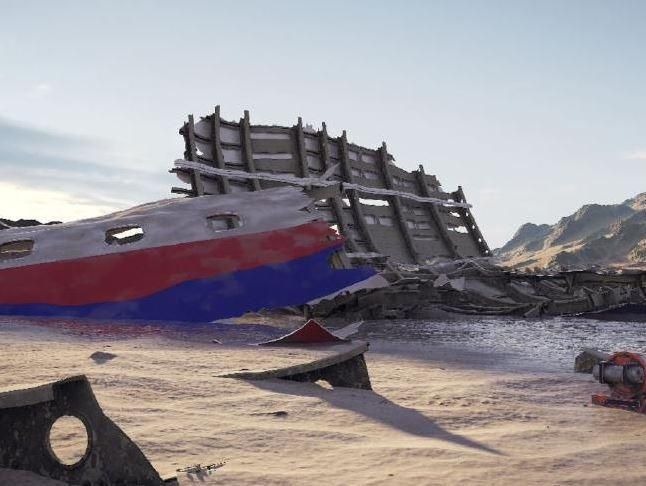 national geographic recreate MH370's tragic final
