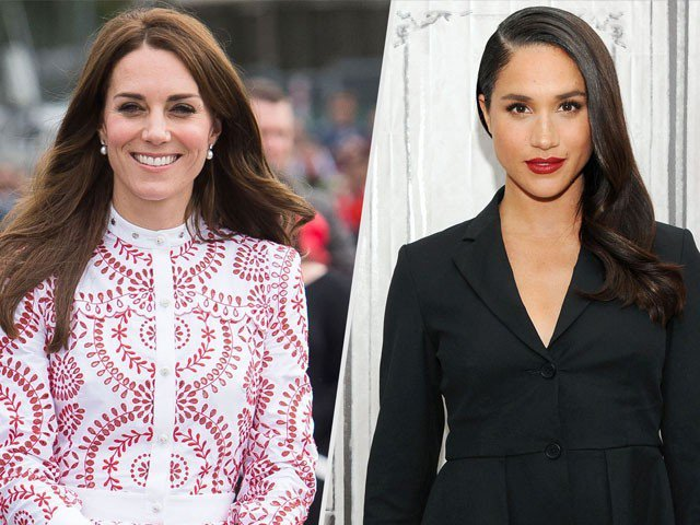 See what Duchess Kate and Meghan Markle will look like when they are 60