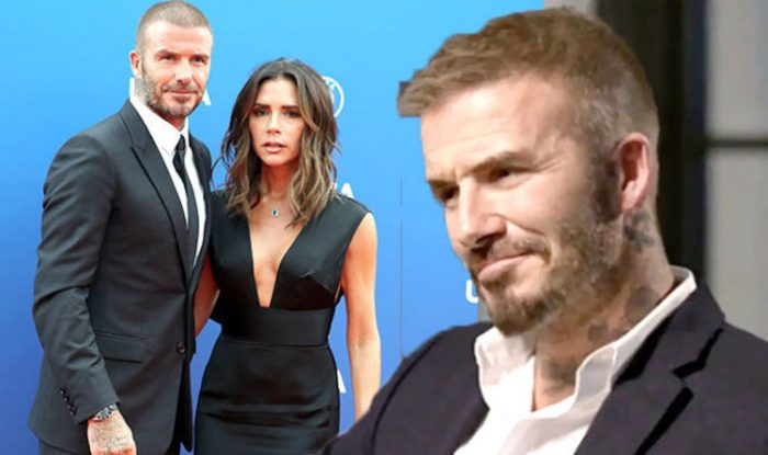 "David Beckham interview his relationship with Victoria ""Marriage is always about hard work"""