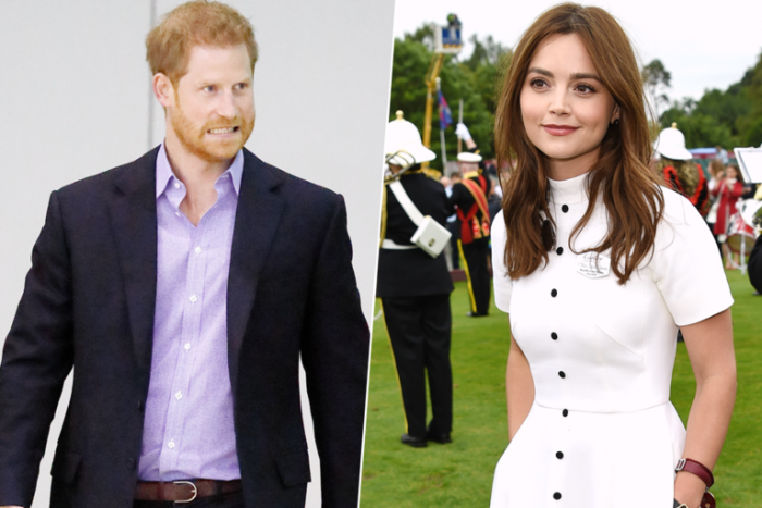 Prince Harry ran into his ex in Amsterdam and it was pretty awkward