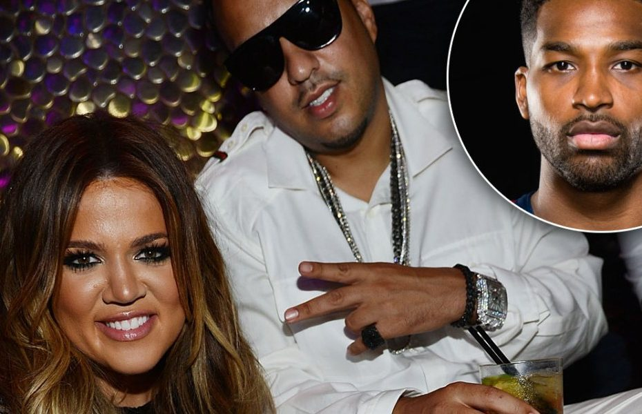 Khloe Kardashian Cheats On Tristan Thompson With Her Ex-Boyfriend French Montana!