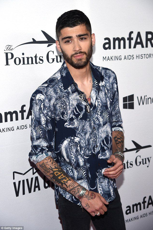 Zayn Malik Reportedly Slept With A 41-Year-Old Following Gigi Hadid Split