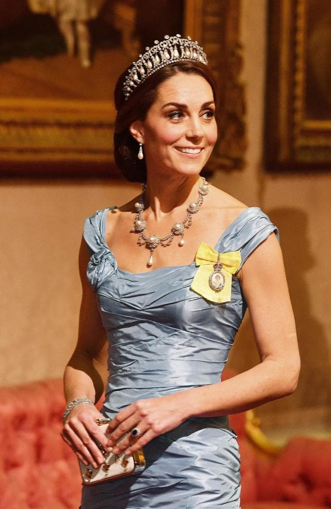 The four things the Duchess of Cambridge carries in her handbag