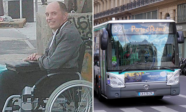 Bus driver praised for kicking all his passengers off because no one would make room for wheelchair user