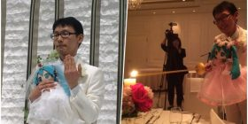 Japanese man marries hologram Hatsune Miku