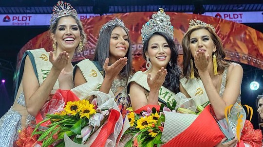 Miss Earth 2018 and its models