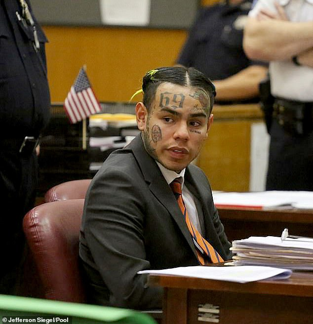 Tekashi 6ix9ine's Lawyer: Rapper Is 'Victim' Who Only Used 'Gangster Image'