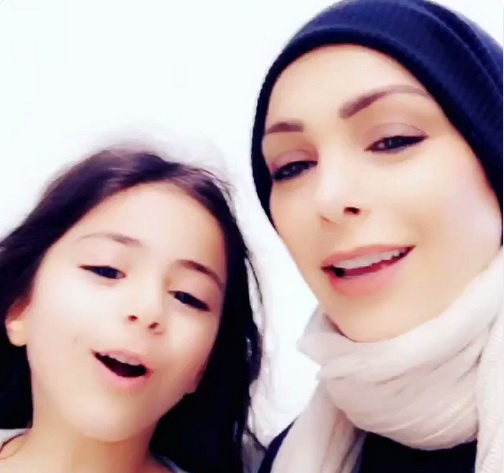 amal hijazi daughter lauren