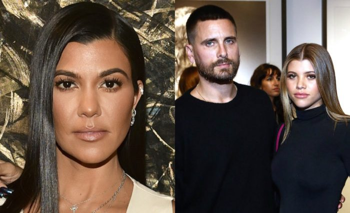 Internet Reacts To Kourtney Kardashian Posting Steamy Photo With Scott Disick In Bed