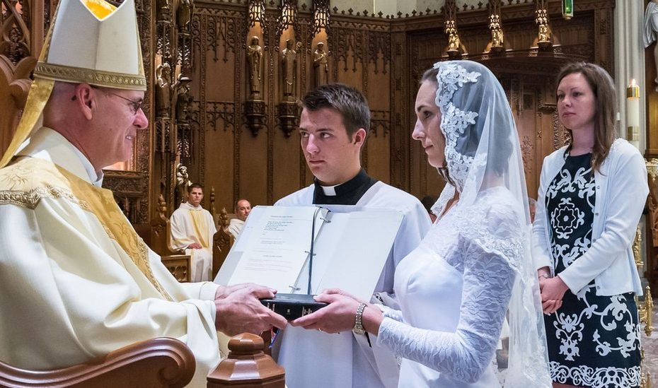 I got married to Christ Jessica Hayes