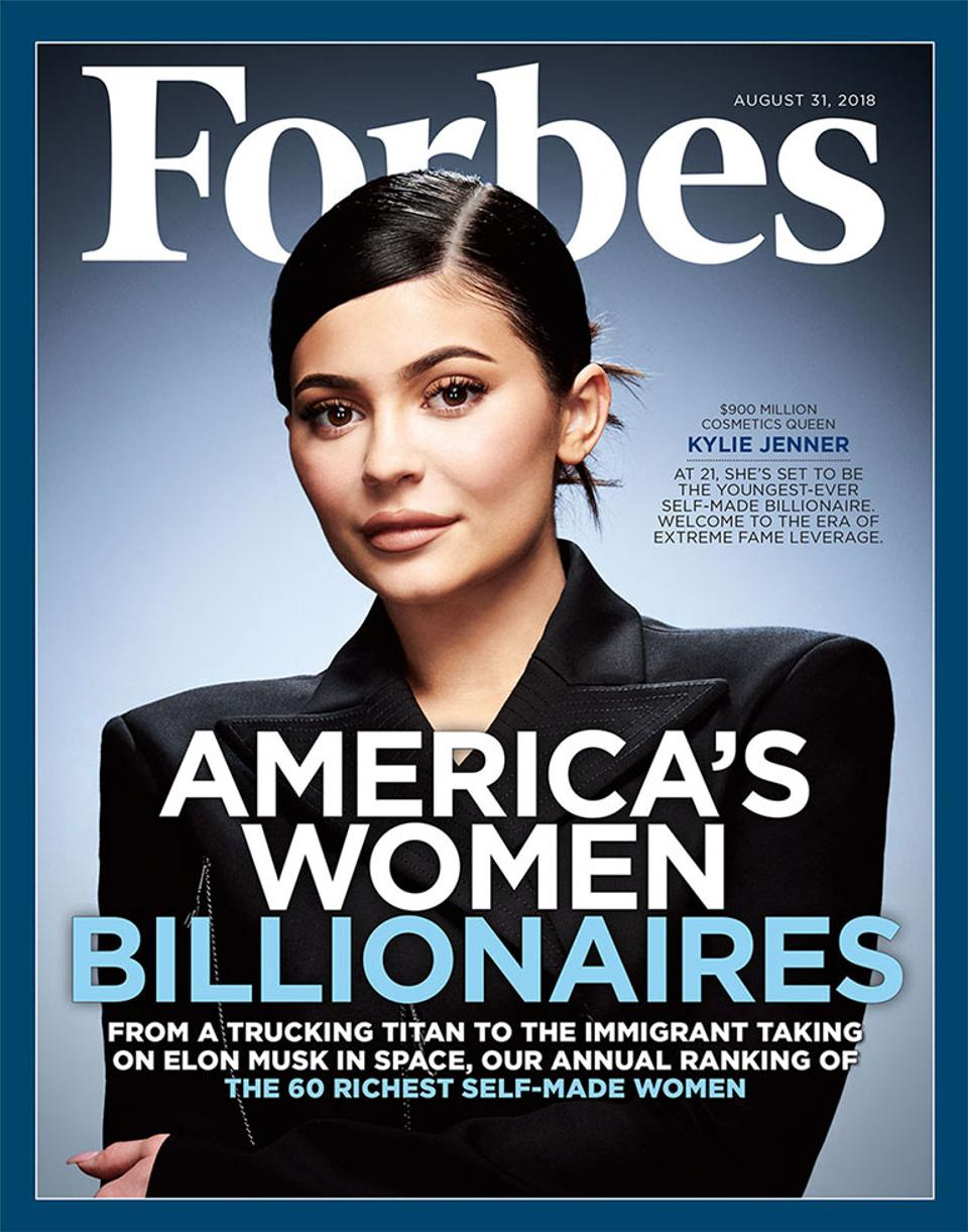 How 20-Year-Old Kylie Jenner Built A $900 Million Fortune In Less Than 3 Years