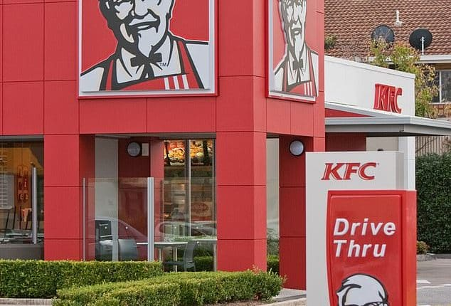 Gold Coast KFC customer outraged after being served vile brain-like tissue