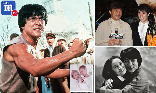 Jackie Chan calls himself a 'a real 'b***ard' as he admits to cheating on his wife, visiting prostitutes and being an abusive father