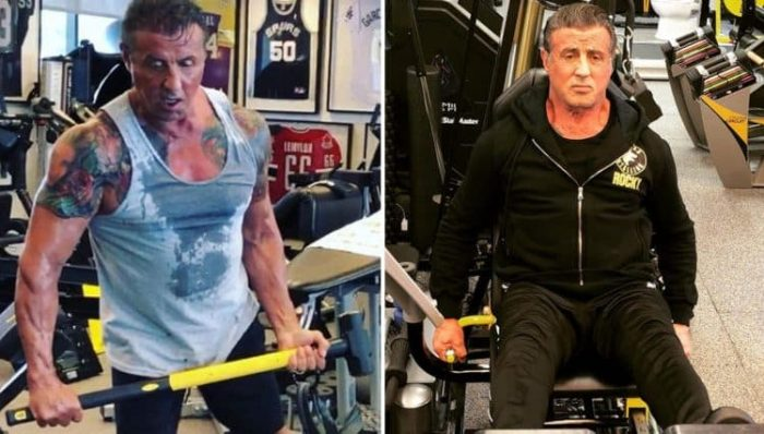 GYM L .A 2 subscribers Sly Stallone Workouts for Creed & Rambo   Muscle Madness