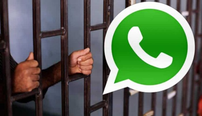prison- whatsapp