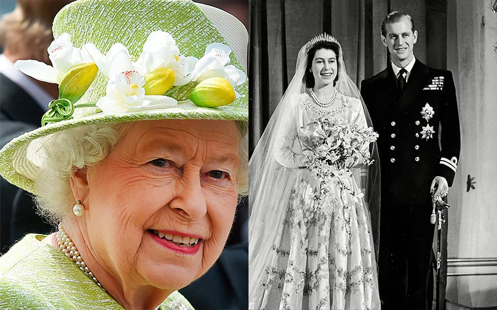 Queen Elizabeth II's Christmas Message Features a Rare Prince Charles Photo