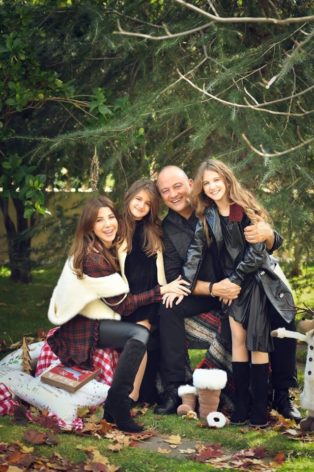 Nancy Ajram family