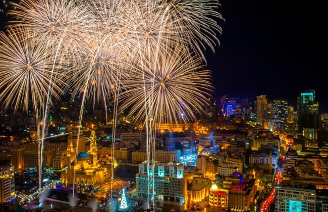 National Geographic ranks Beirut NYE party top 10 in the world