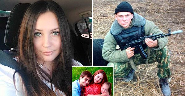 A Russian woman who was murdered by an ex-special