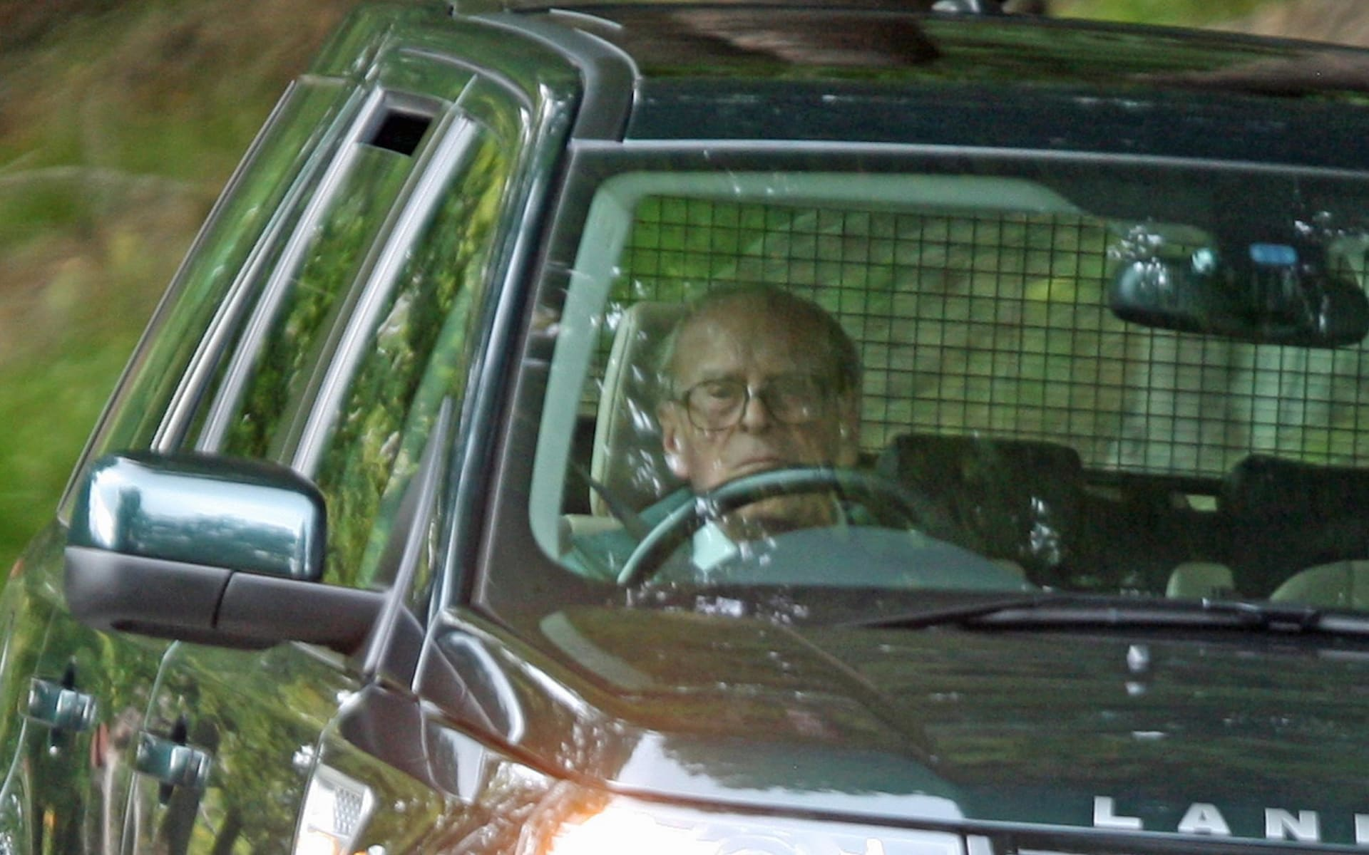 Prince Philip 'could be sent on driving awareness course' as police investigate crash