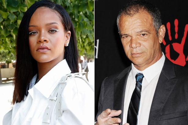 Rihanna Sues Her Own Father for Using the 'Fenty' Brand to Launch His Business