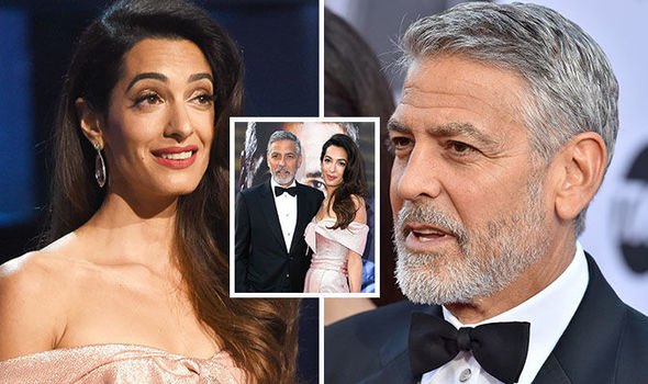 George Clooney Ending Marriage To Amal?
