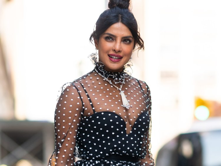 "Priyanka Chopra's Nearly Naked Dress Was So Sexy, Nick Jonas Commented With a ""Damn"""