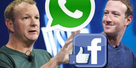 WhatsApp's Brian Acton Leaves $850 Million Behind and Says Goodbye to Facebook