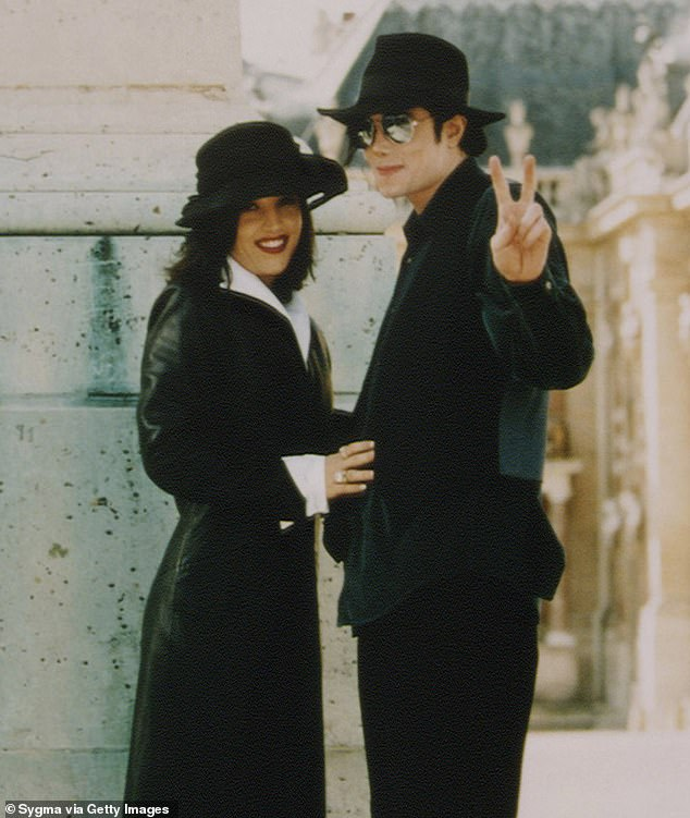 Michael Jackson 'never loved Lisa Marie Presley and was using her to acquire Elvis' music' D